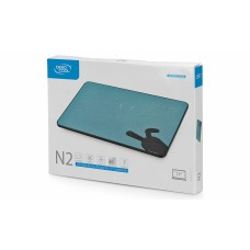 "STAND DEEPCOOL NOTEBOOK 17"",SITA METAL,CYAN ""N2"""